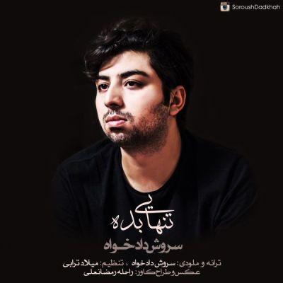 Soroush Dadkhah Tanhaei Bade - دانلود آهنگ تنهایی بده از سروش دادخواه با لینک مستقیم