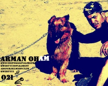 (sakhamusic.ir)18Arman Oham   Tasvirsakhamusic.ir 355x282 - دانلود آهنگ تصویر از آرمان اهام با لینک مستقیم