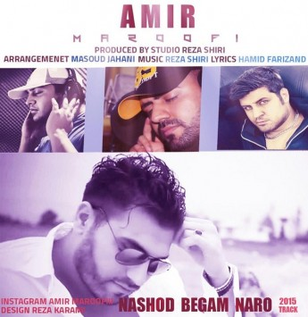 Amir Maroofi - Nashod Begam Naro