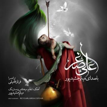 دانلود آهنگ جدید میثم جمشیدپور به نام علی اصغر