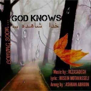دانلود آهنگ خدا شاهده از رضا صادقی با لینک مستقیم 122 300x300