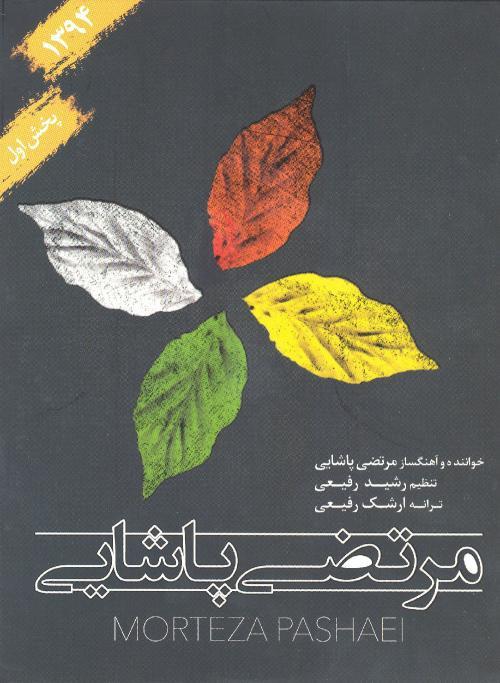 M PASHAI - دانلود آهنگ پرنده (نسخه یک) از مرتضی پاشایی با لینک مستقیم