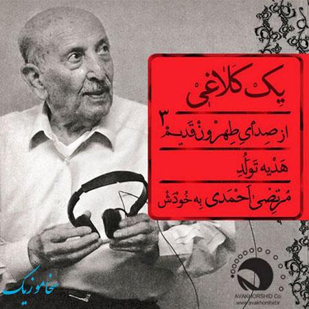 Morteza Ahmadi Yek Kalaghi - دانلود آهنگ یک کلاغی از مرتضی احمدی با لینک مستقیم