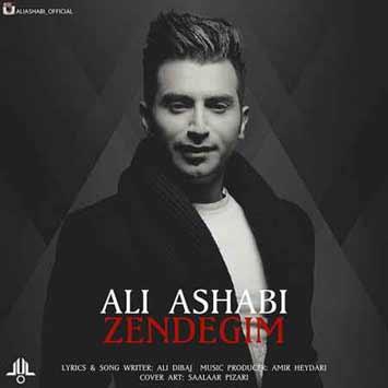 دانلود آهنگ جدید علی اصحابی به نام قطب جنوب Ali Ashabi Zendegim