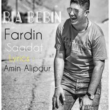 دانلود آهنگ جدید فردین سعادت به نام بیا ببین Fardin Saadat Bia Bebin