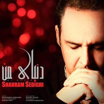 Shahram-Sedighi-Donyaye-Man