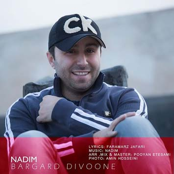 دانلود آهنگ جدید ندیم به نام برگرد دیوونه Nadim Bargard Divoone