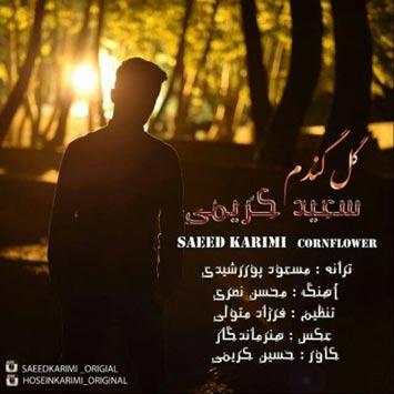 Saeed Karimi Gol Gandom - دانلود آهنگ جدید سعید کریمی به نام گل گندم