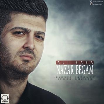 دانلود آهنگ نزار بگم از علی بابا Ali Baba Nazar Begam