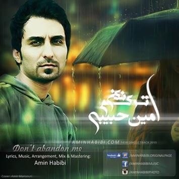 دانلود آهنگ امین حبیبی به نام ترکم نکن Amin Habibi Tarkam Nakon