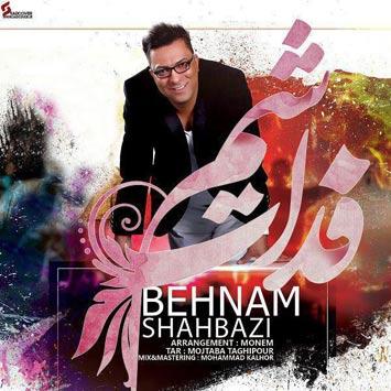 Behnam Shahbazi Fadat Sham - دانلود آهنگ جدید بهنام شهبازی به نام فدات شم