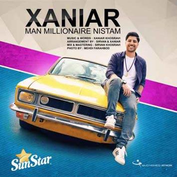دانلود آهنگ جدید زانیار خسروی به نام من میلیونر نیستم Xaniar Man Millionaire Nistam
