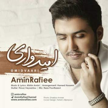 دانلود آهنگ جدید امین رفیعی به نام امیدواری Amin Rafiee Omidvaari