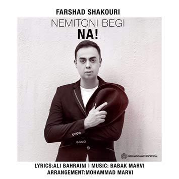 دانلود آهنگ جدید فرشاد شکوری به نام نمیتونی بگی نه Farshad Shakouri Nemitoni Begi Na