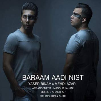 Yaser-Binam-Ft-Mehdi-Azar-Called-Baraam-Aadi-Nist