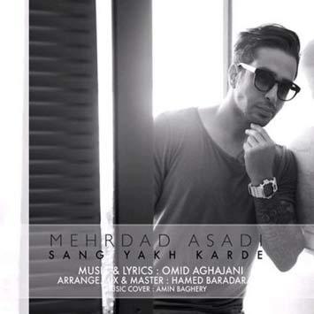 دانلود آهنگ جدید مهرداد اسدی به نام سنگ یخ کرده Mehrdad Asadi Sang Yakh Karde