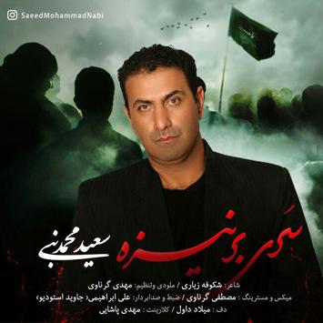 دانلود آهنگ جدید سعید محمدنبی به نام سری بر نیزه Saeed Mohammad Nabi Sari Bar Neyze