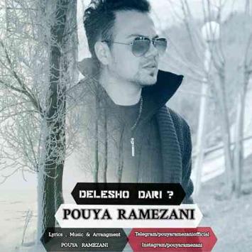 دانلود آهنگ جدید پویا رمضانی به نام دلشو داری Pouya Ramezani Delesho Dari