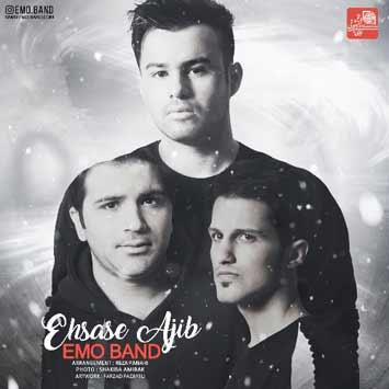 دانلود آهنگ جدید امو باند به نام احساس عجیب EMO Band Ehsase0Ajib