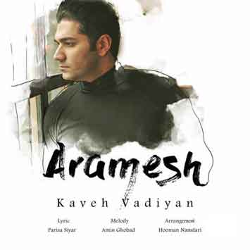 دانلود آهنگ جدید کاوه ودیعیان به نام آرامش Kaveh Vadieyan Called Aramesh