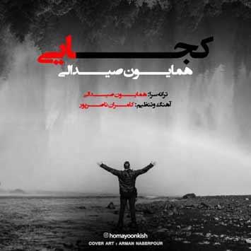 Homayoun Seidali Kojaie - دانلود آهنگ جدید همایون صیدالی به نام کجایی