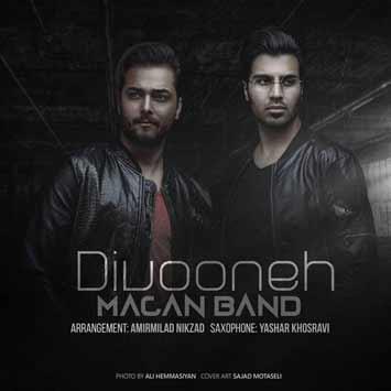 دانلود آهنگ جدید ماکان بند به نام دیوونه Macan Band Called Divooneh