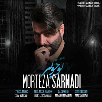 دانلود آهنگ جدید مرتضی سرمدی به نام تو خوبی Morteza Sarmadi To Khobi