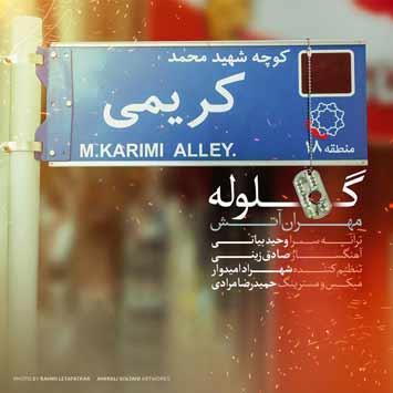Mehran Atash Golooleh - دانلود آهنگ جدید مهران آتش به نام گلوله