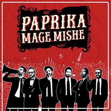 Paprika Mage Mishe - دانلود آهنگ جدید پاپریکا بند به نام مگه میشه