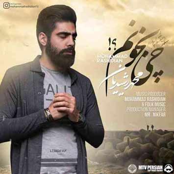 دانلود آهنگ جدید محمد رشیدیان به نام چی بخونم