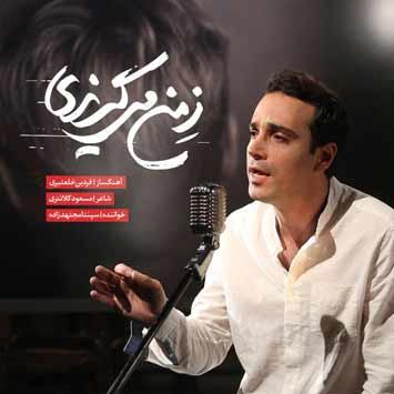 دانلود آهنگ جدید سپنتا مجتهدزاده به نام ز من میگریزی Sepanta Mojtahed Zadeh Ze Man Migoriz