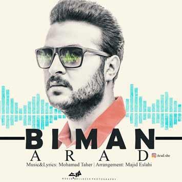 Arad Bi Man - دانلود آهنگ جدید آراد به نام بی من