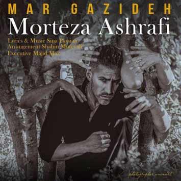 Morteza Ashrafi Called Mar Gazideh - دانلود آهنگ جدید مرتضی اشرفی به نام مار گزیده
