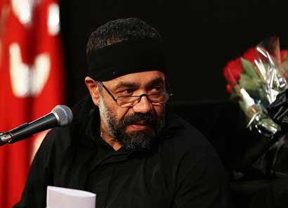 مداحی حاج محمود کریمی تنها شدی تنها ترین