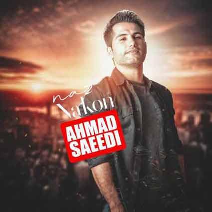 آهنگ احمد سعیدی ناز نکن